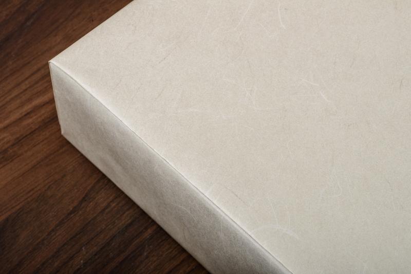 和紙風包装紙
