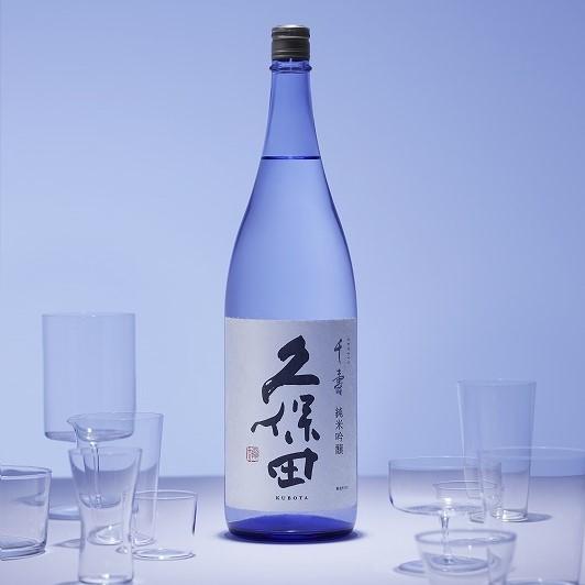 米品種 五百万石部門 プラチナ賞受賞酒 久保田 千寿 純米吟醸