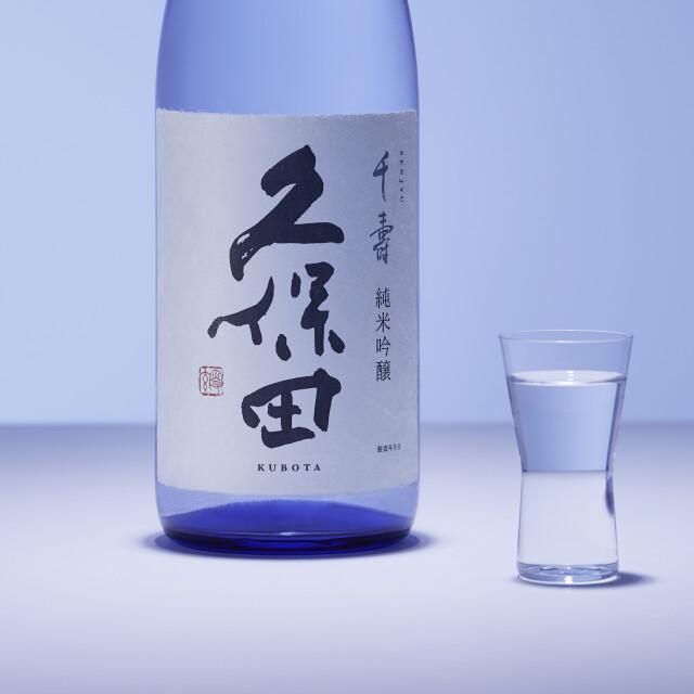 久保田 千寿 純米吟醸商品画像