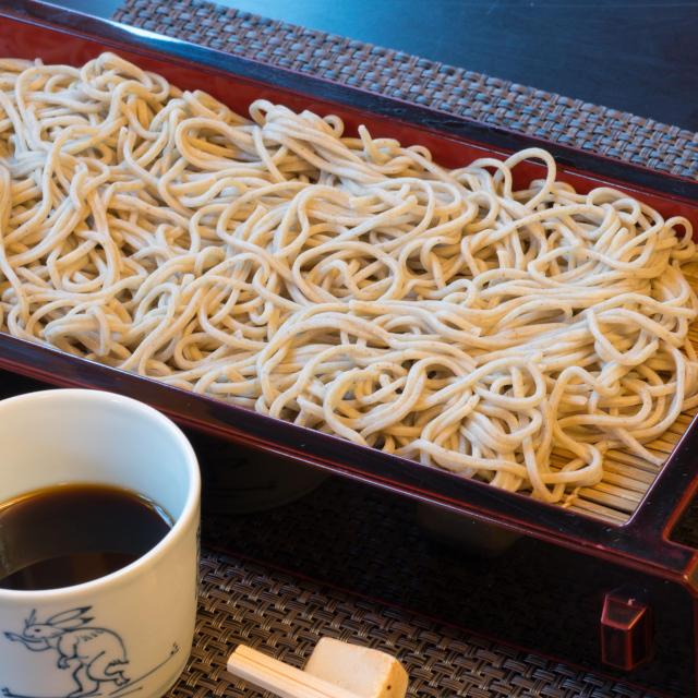 あさひ山 そば乾麺詰め合わせ商品画像